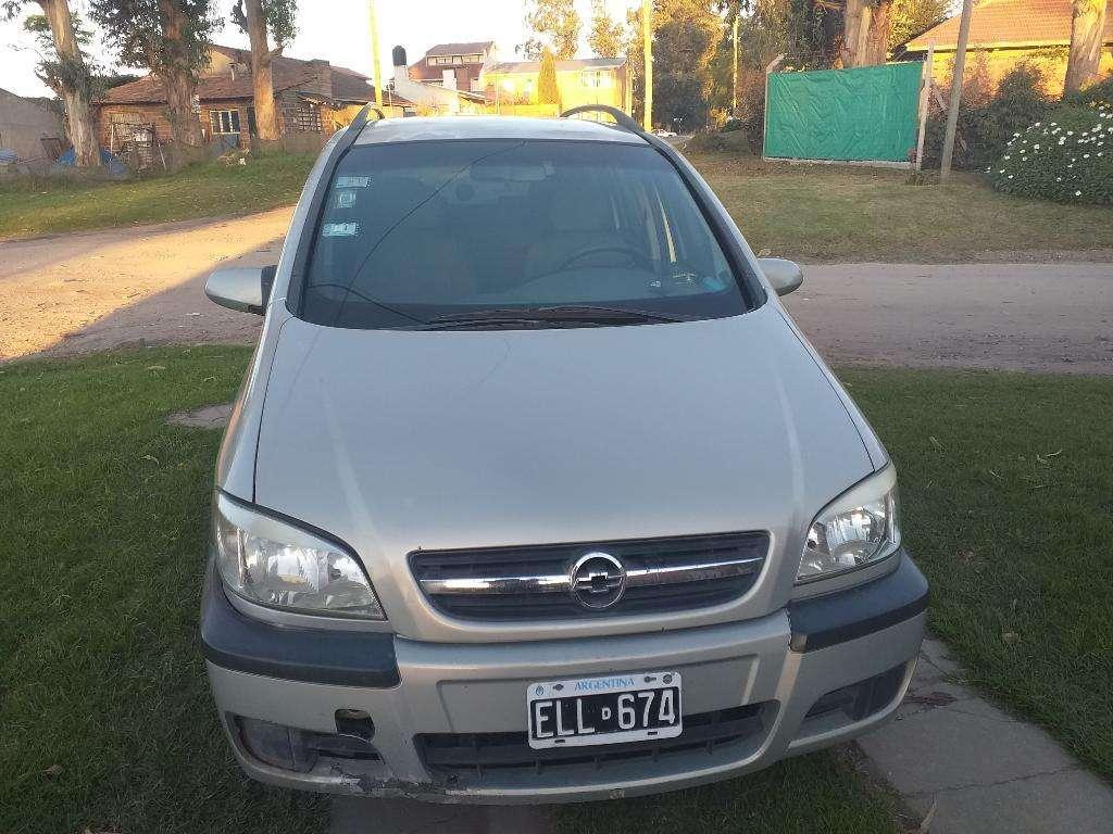 Chevrolet Zafira 04 Vtv Gnc