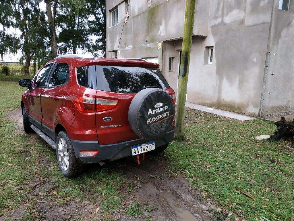 Vendo Ford Ecosport Mod  Titanium