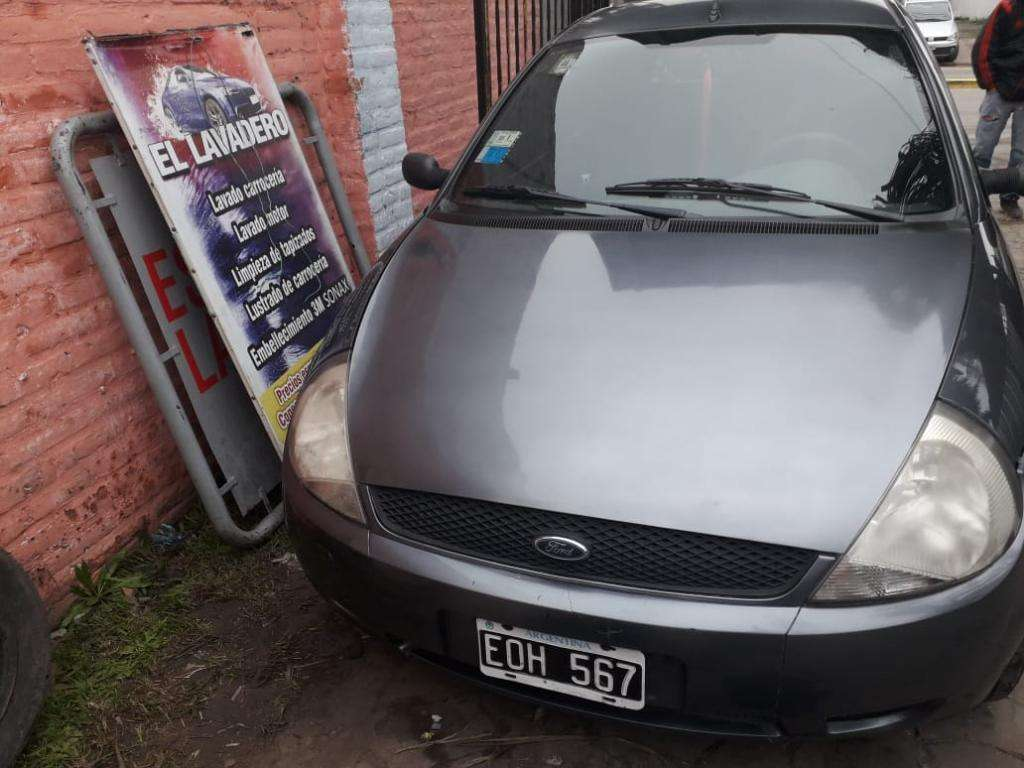Vendo O Permuto Ford Ka Tatoo 1.0 Gnc