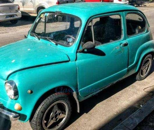 DUEÑO VENDE FIAT 600