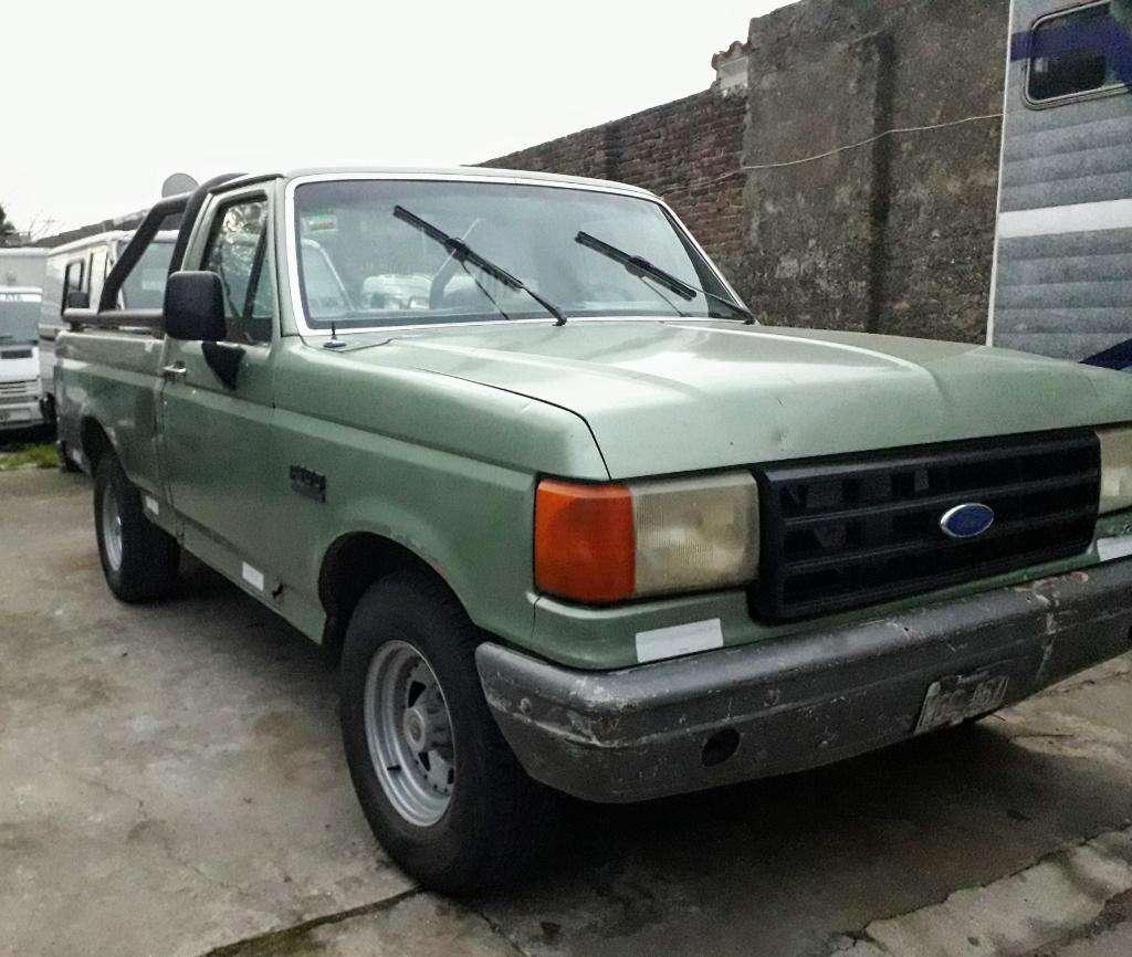 Ford F100 Mod. 90 Diesel