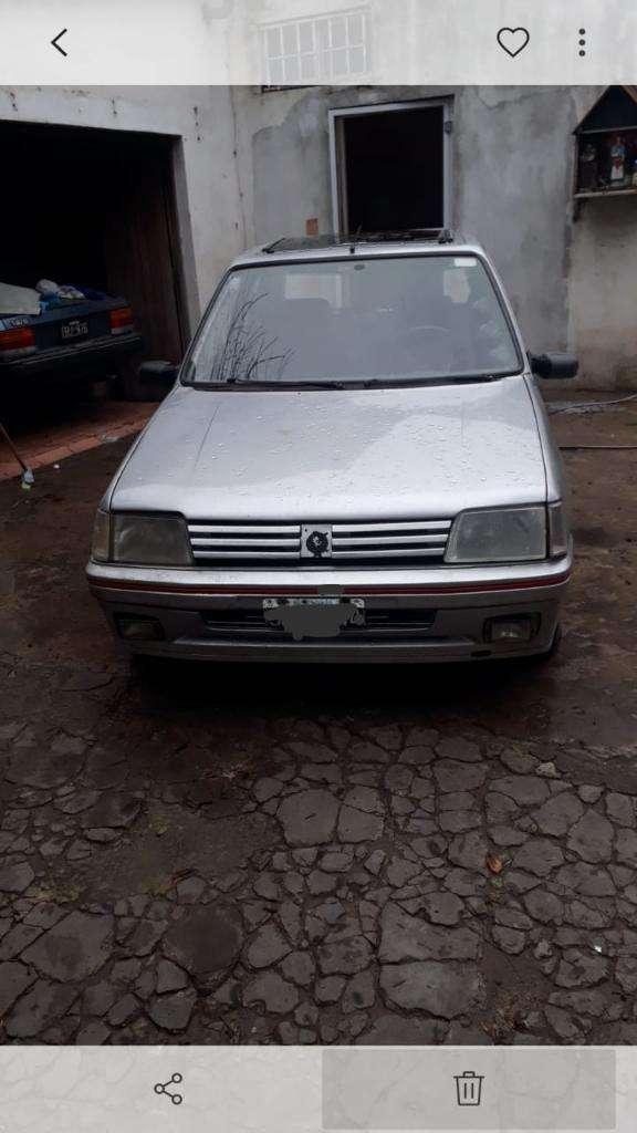 Peugeot 205 Xs Nafta Gnc