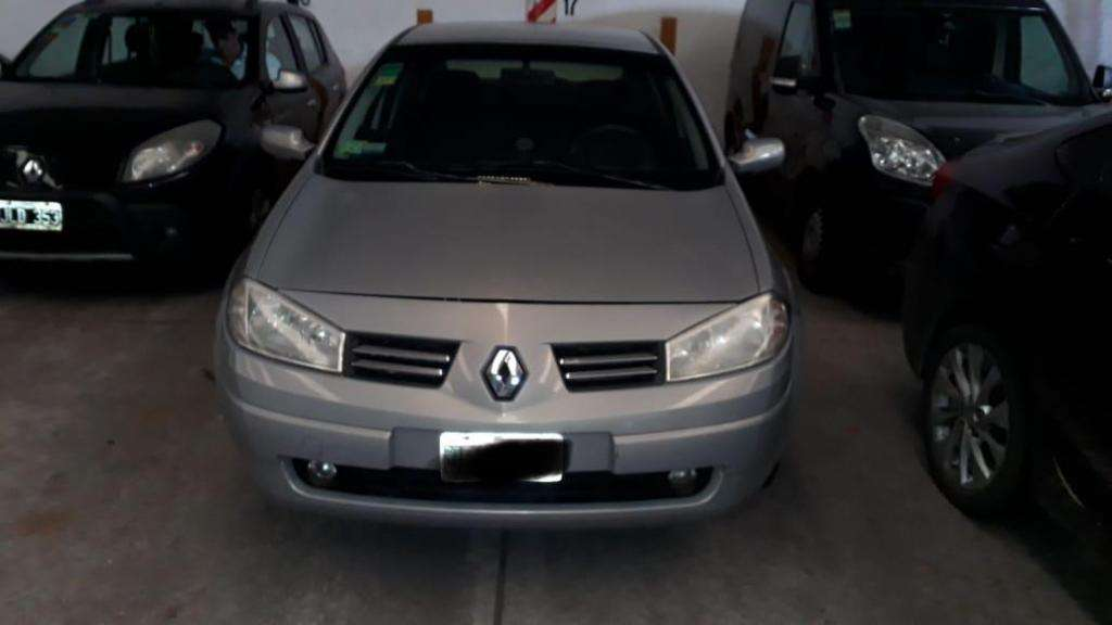 Titular vende Renault Mgane II luxe Mar del Plata