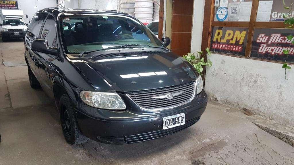 Chrysler Caravan  Gnc