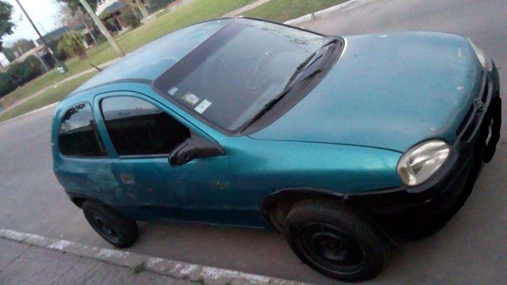 Chevrolet Corsa 1.4 Efi - Gnc Oblea Al Día, Año .