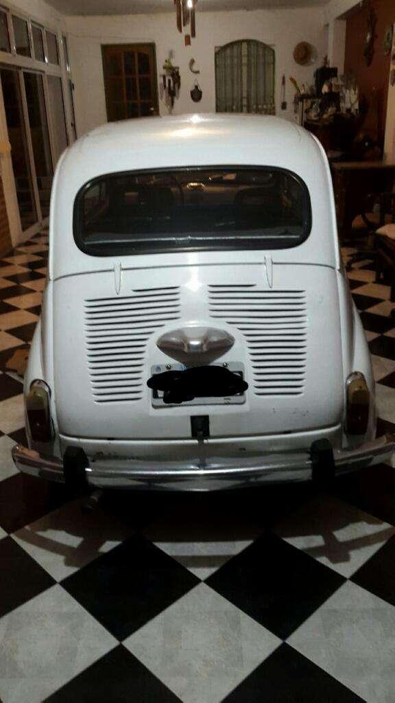 Vendo Fiat 600 Muy Buen Estado!!!