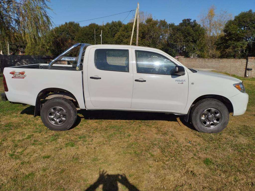 Vendo Toyota 4x4