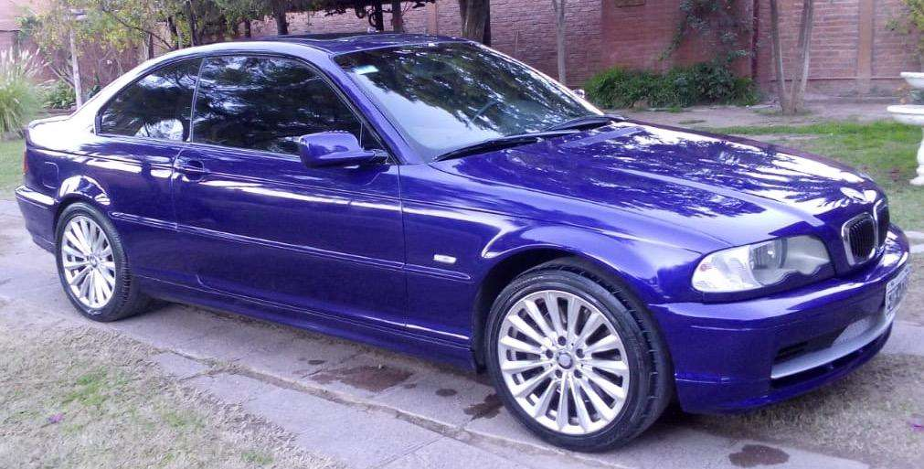 Coupe Bmw 330 Ci Año