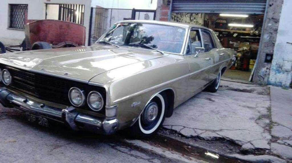 Vendo O Permuto Ford Fairlane  V8