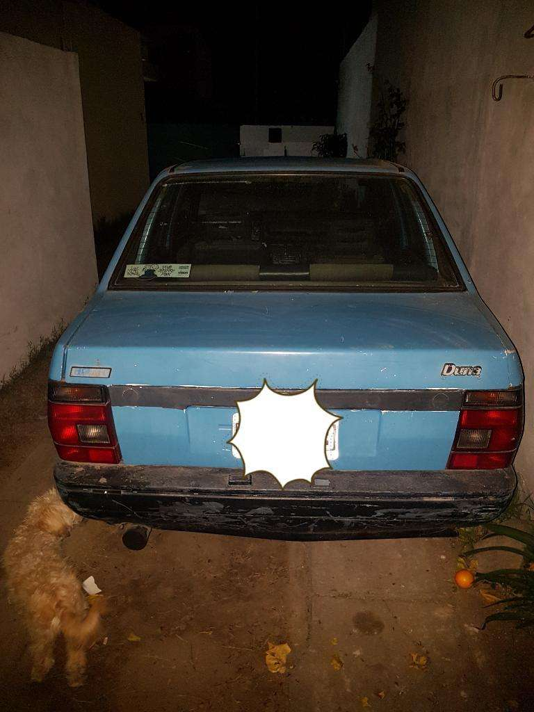 Fiat Duna Naftero Mod 92