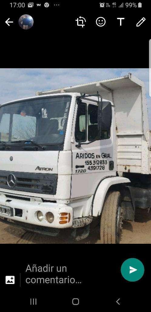 Vdo.camion Atron Mercedes  Mod