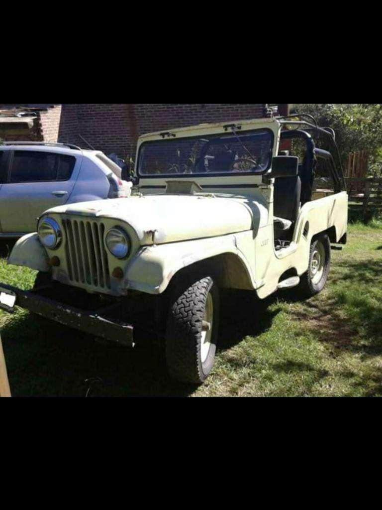 Jeep Ika Motor Indenor Especial P/restau