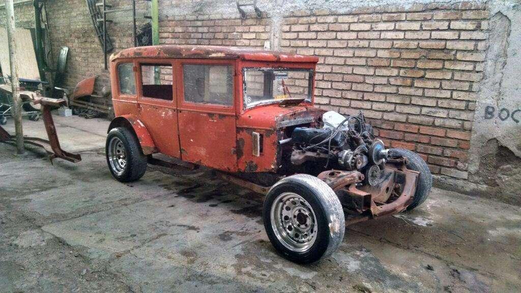 Packard  (ideal para Hot Rod)