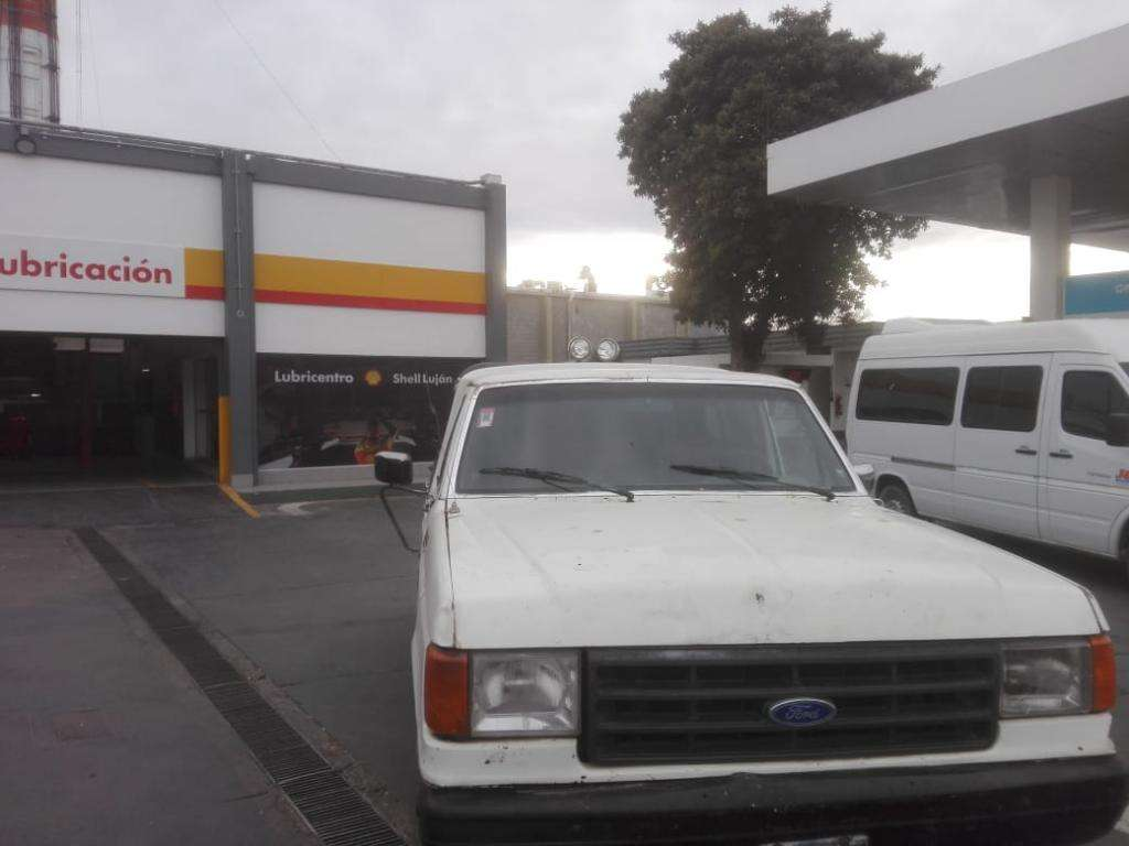 Vendo Ford F100 Gnc Mod 92