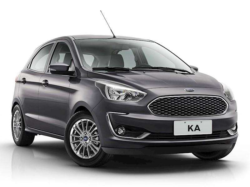 VENDO plan ovalo 100 Ford Ka