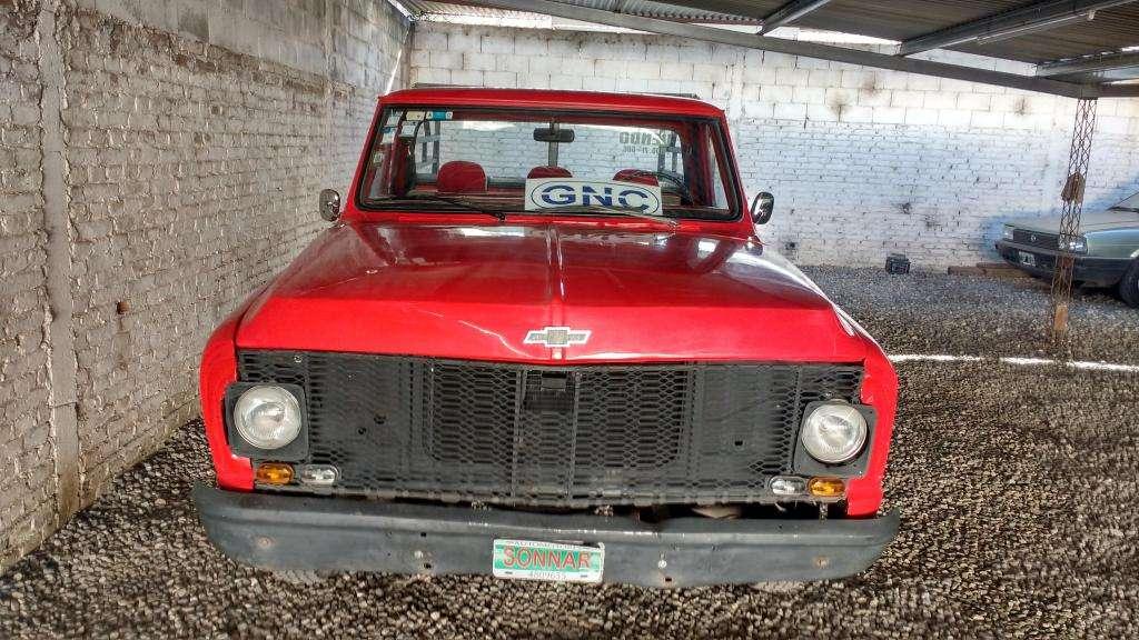 Pick Up Chevrolet C 10 GNC
