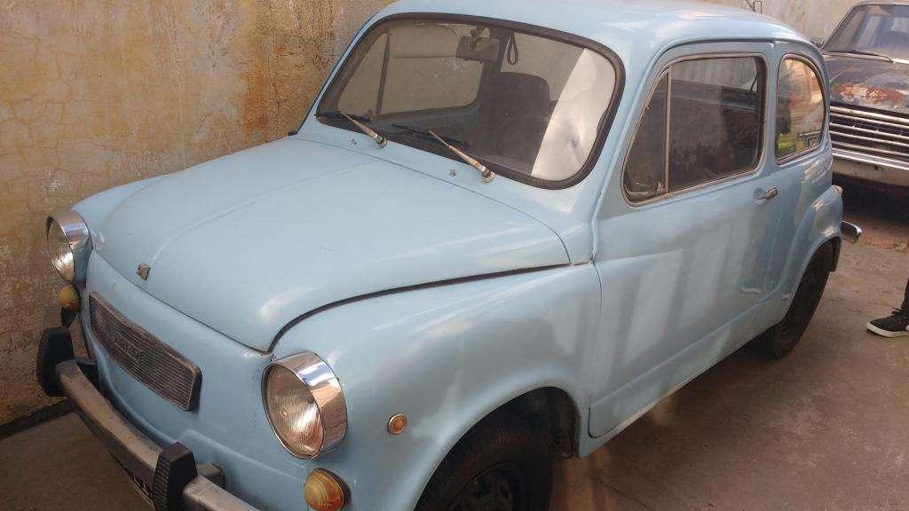 FIAT 600 S mod 79