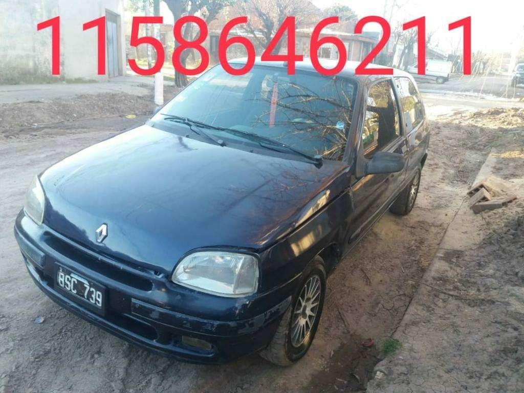 Renault Clio Gnc