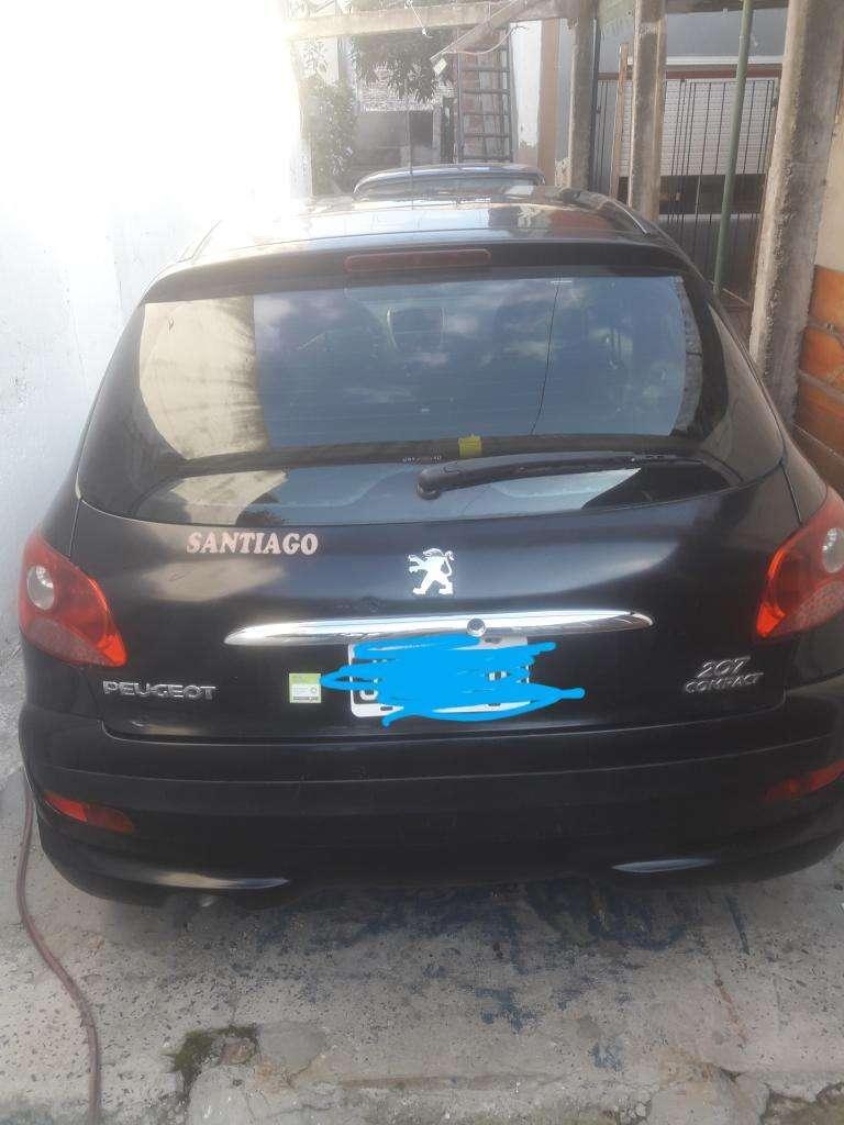 Peugeot 207 Modelo
