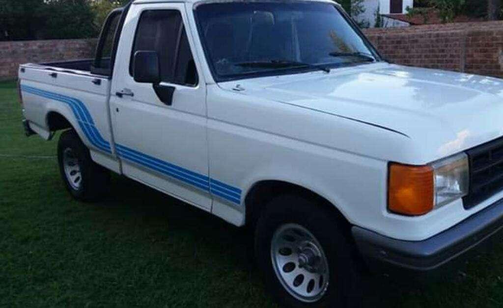 Ford F100 Xlt Motor Mwm Caja Clark