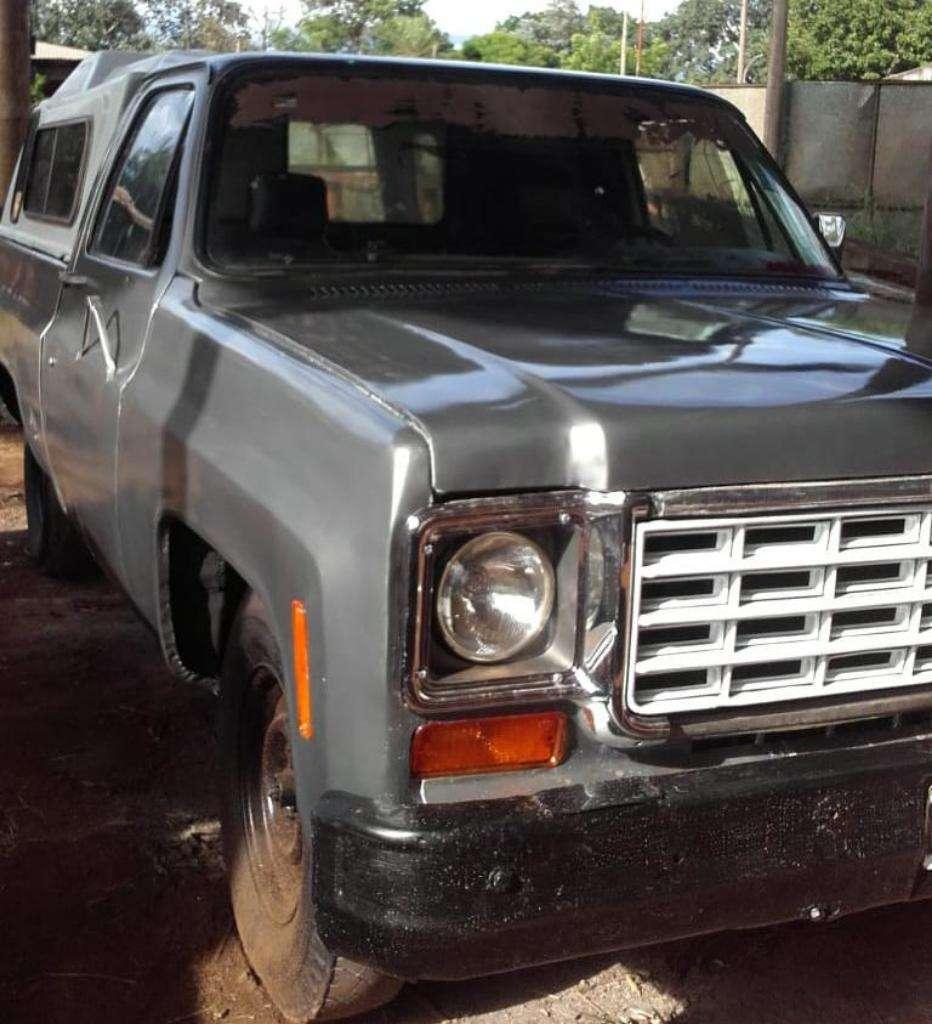Camioneta Chevrolet C10. Vendo O Permuto
