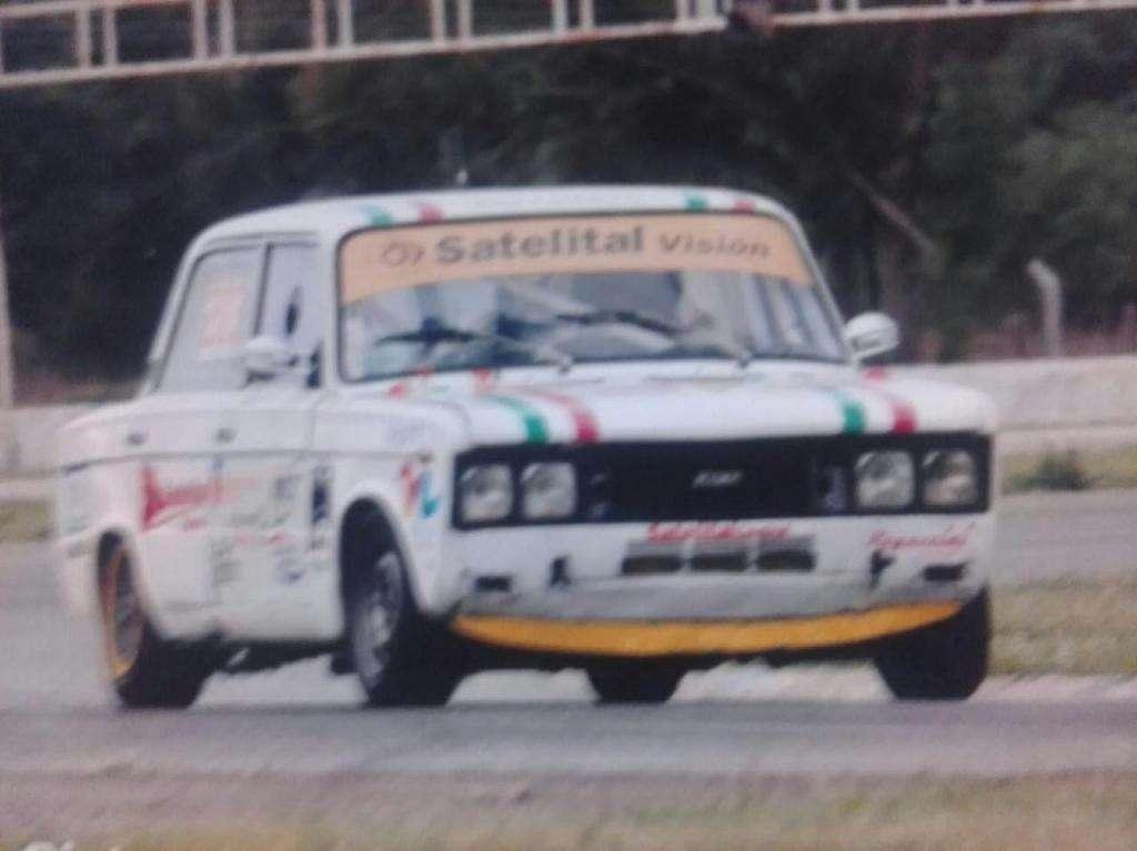FIAT 125 TC HISTORICO CORDOBA