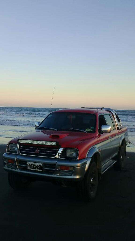 Mitsubishi L200 Tdi 2.5 4x4 Turbo