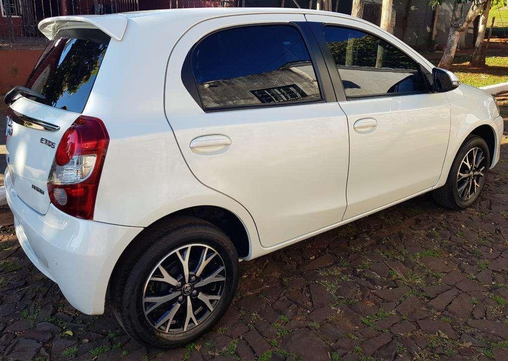 Toyota Ethios Platimun