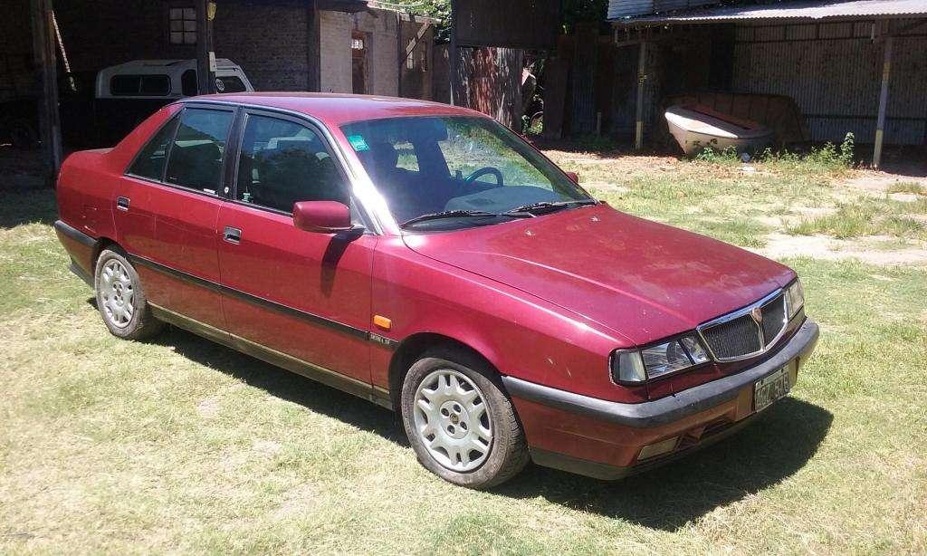 Lancia Dedra año  original italiano