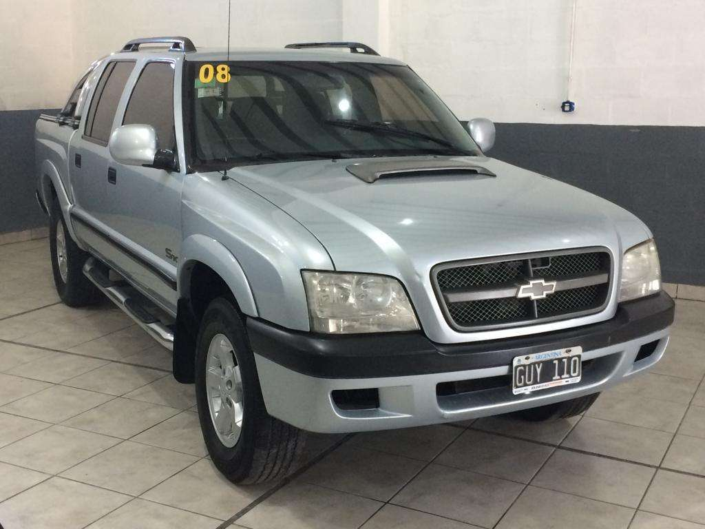 CHEVROLET S 10 DOBLE CABINA