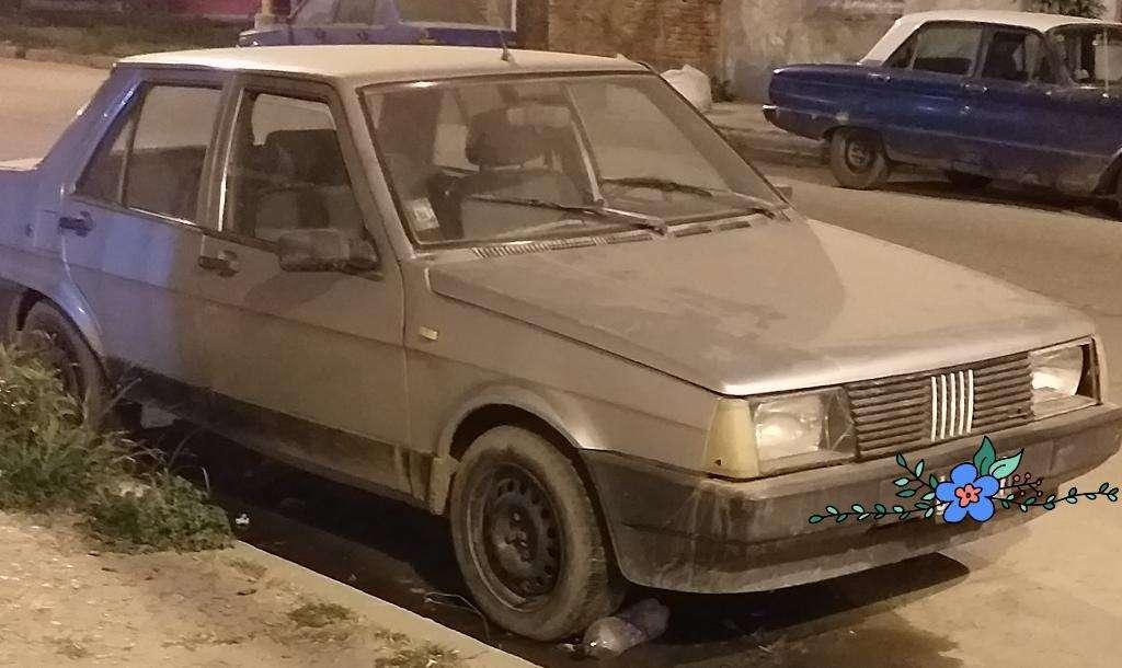 Fiat Regata.