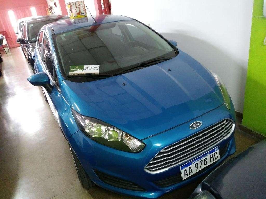 Ford Fiesta Kinetic Design S Plus