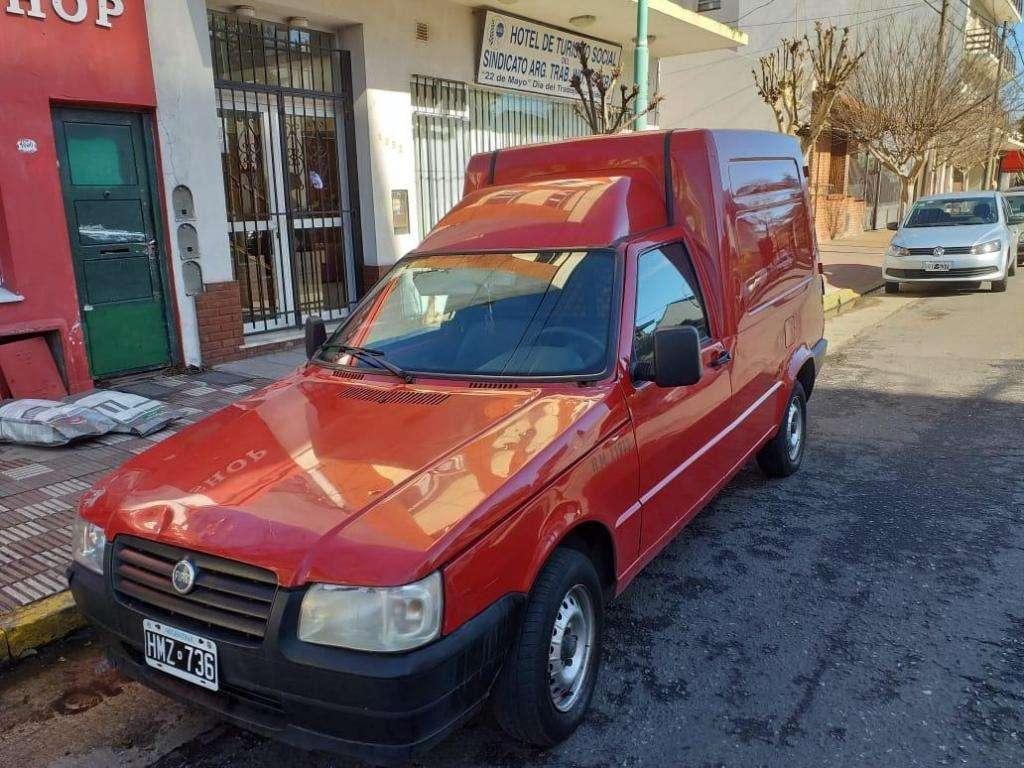 Vendo Fiat Fiorino 13 con Gnc