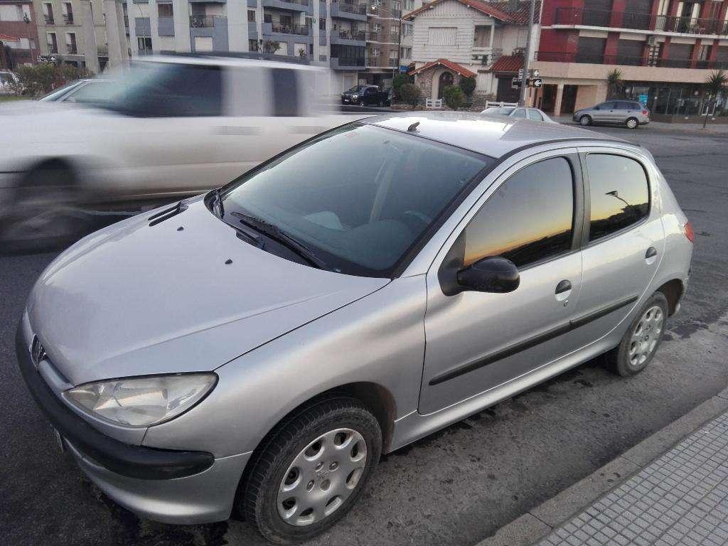 Peugeot 206 Gnc Mod