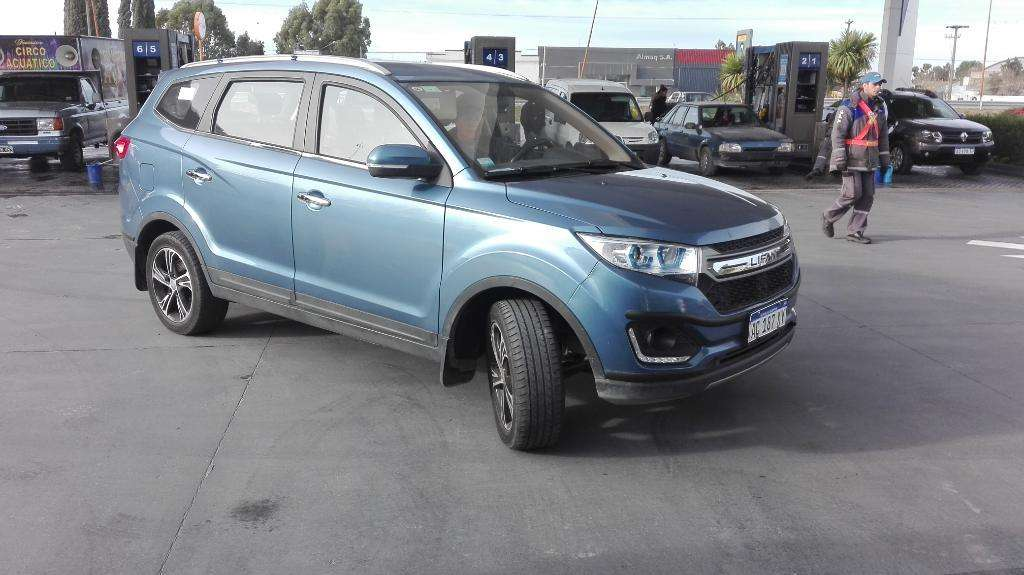 Lifan Myway Impecable 7 Asientos