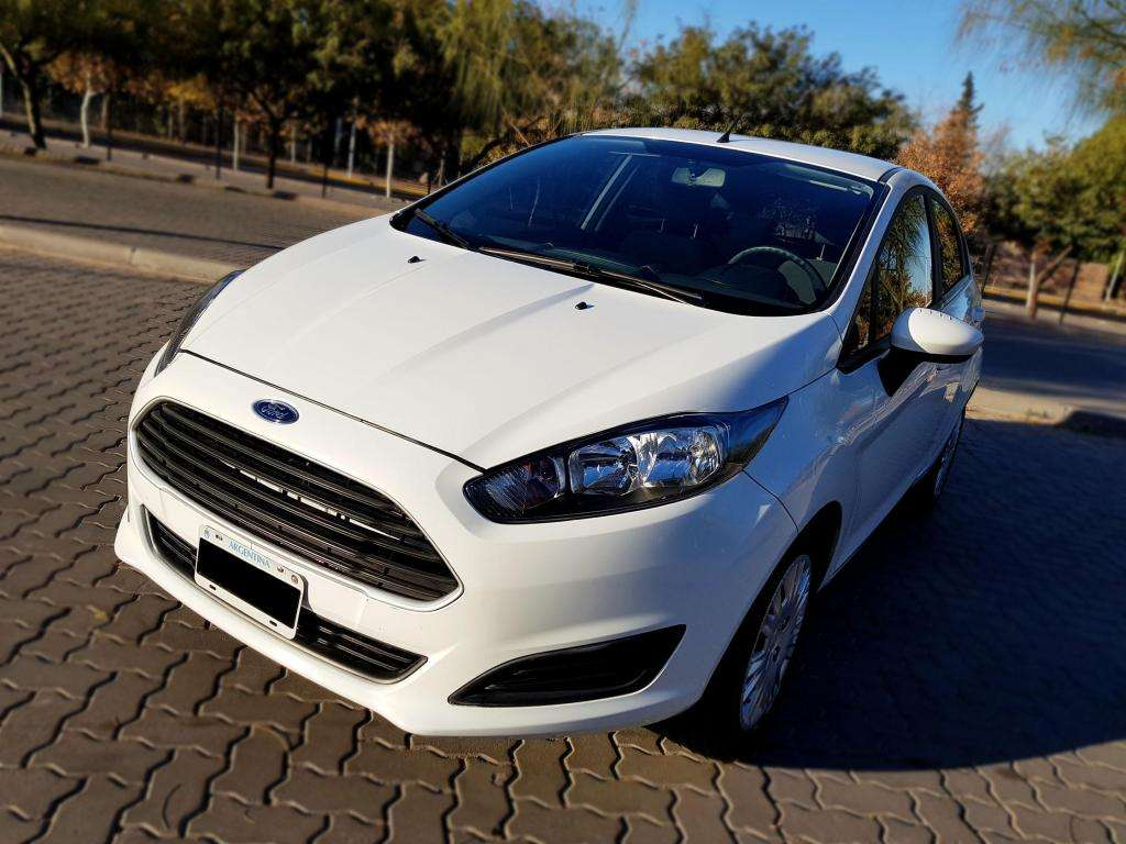 Ford Fiesta KD 1.6 S Mt (120cv) 5ptas.