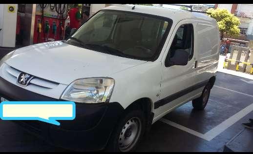 Partner furgon 14 nafta Gnc