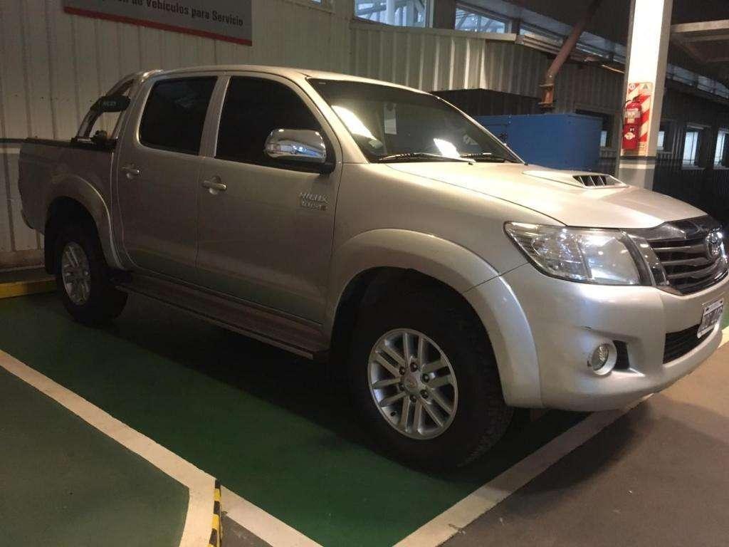 Toyota Hilux Srv 4x4 Mod/13