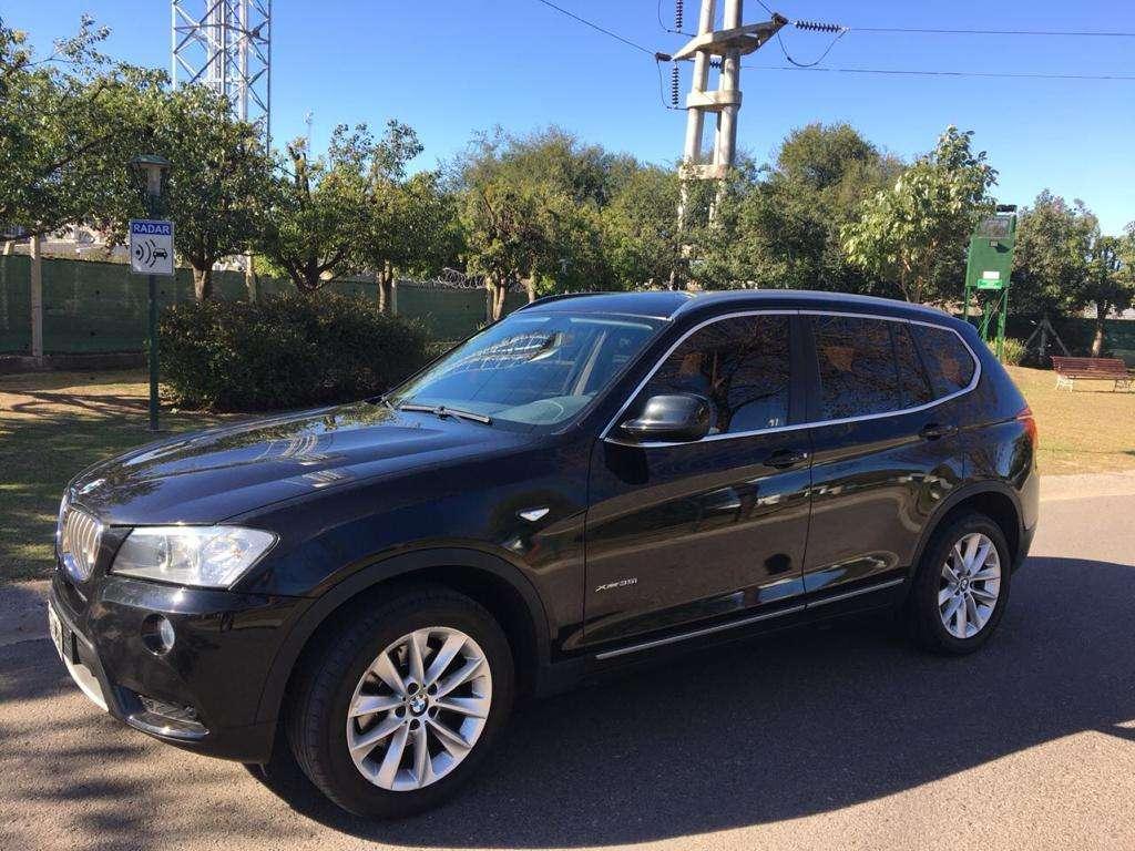 VENDO BMW X3 3.5 Xdrive TOPE DE GAMA ÚNICA!!!