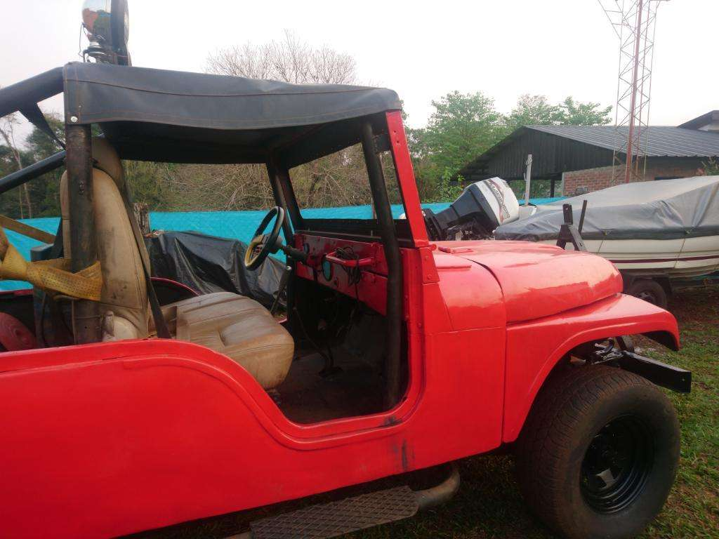 Jeep Ika Largo 4x