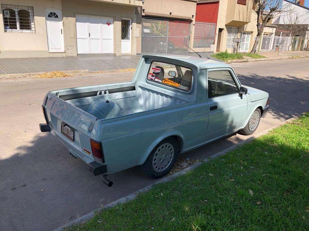 Fiat 147 Fiorino Pick Up