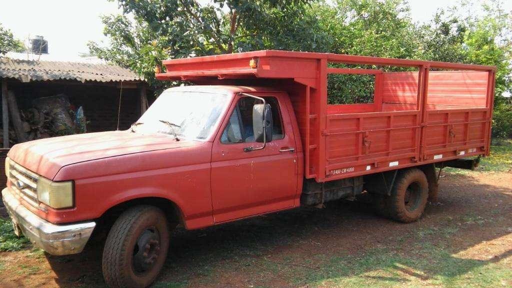 Vendo Camion Ford 400
