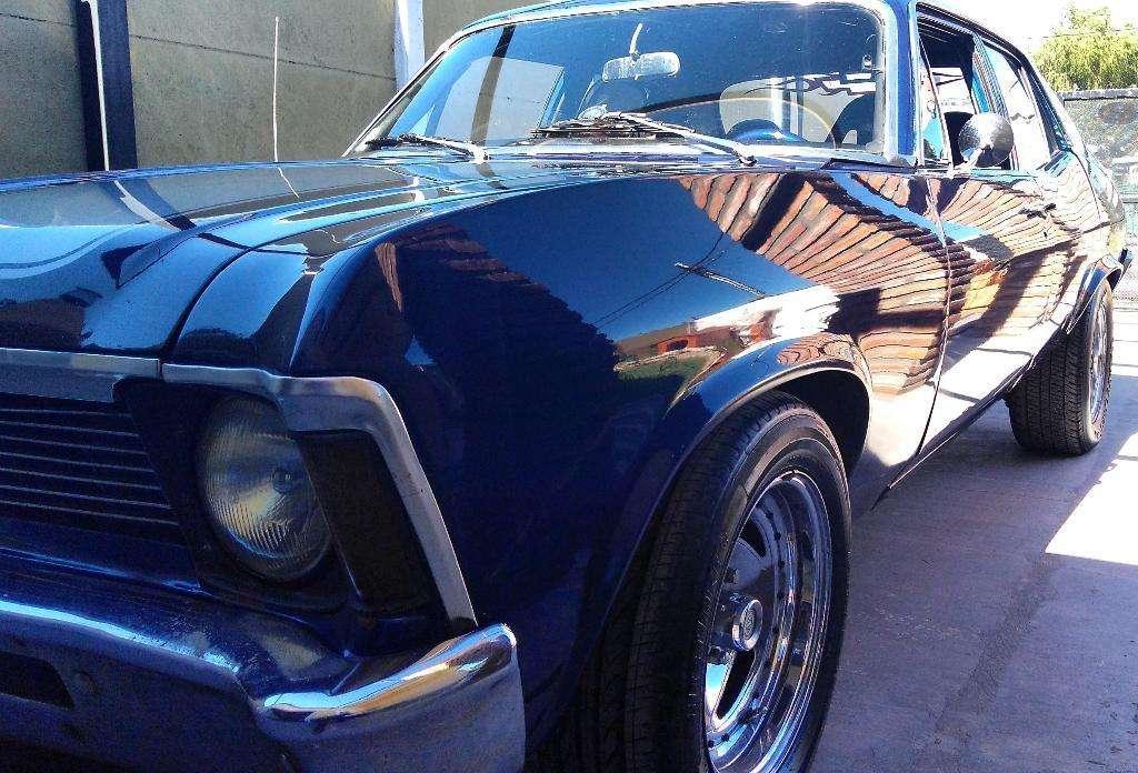 Chevrolet Chevy 230, Mod.