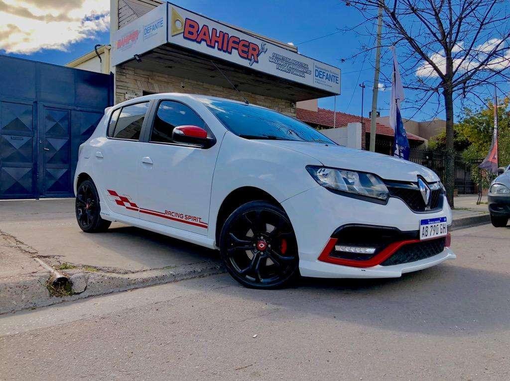 Vendo Sandero Rs Racing Spirit