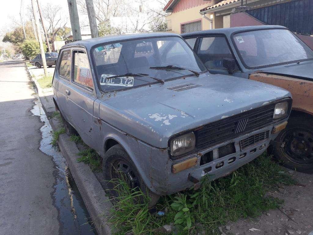 Vendo O Permuto Fiat 147md Naftero