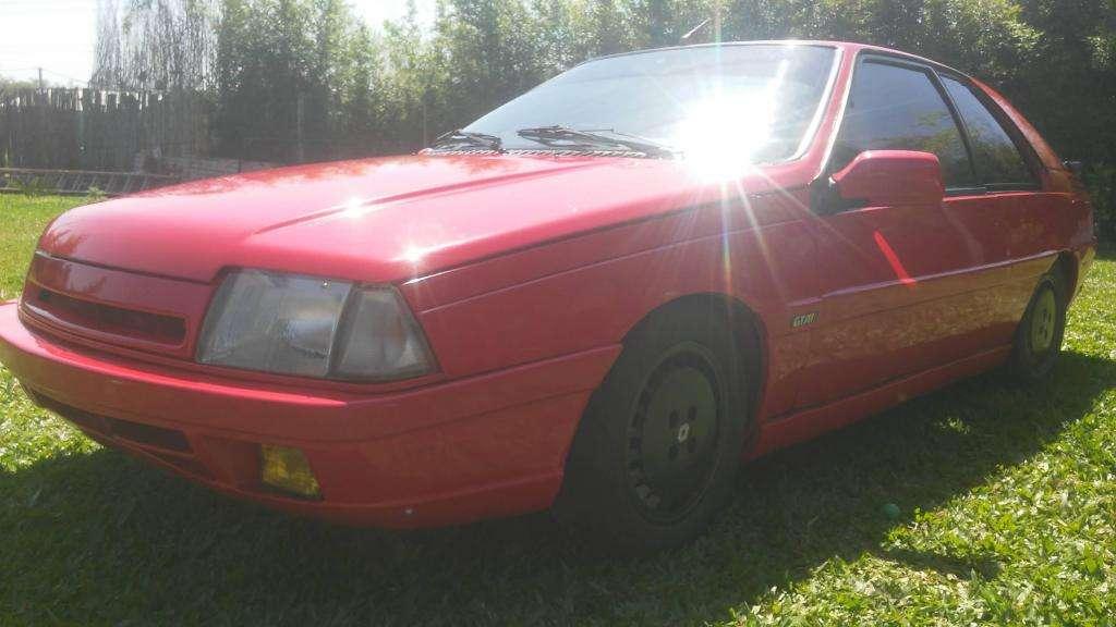 Cupe Fuego Renault GTA