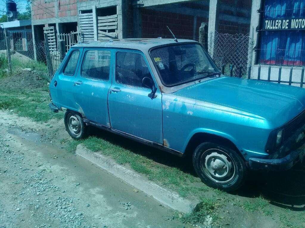 Vendo Renault 6 Gtl