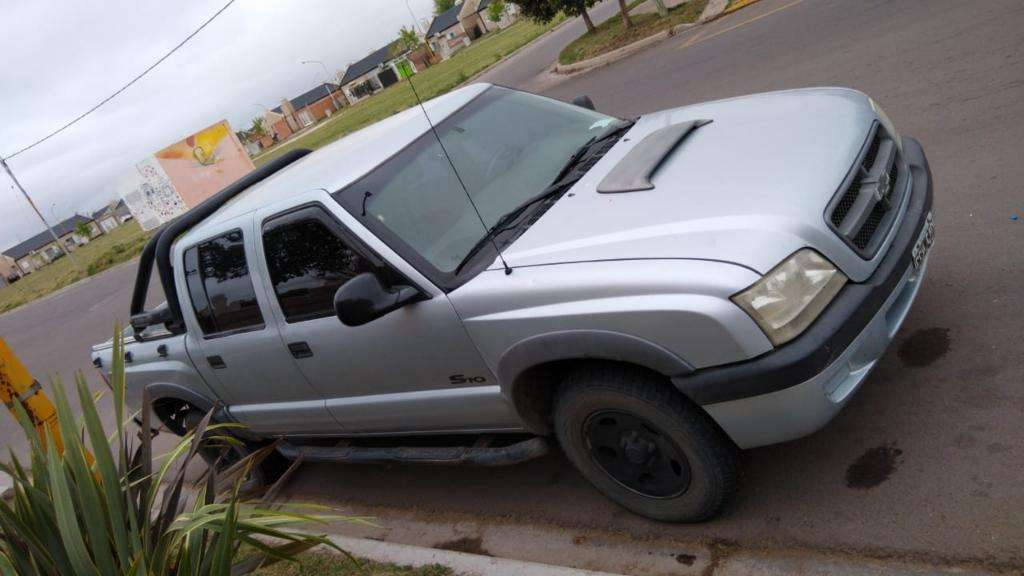 Vendo Chevrolet S 10 Doble Cabina