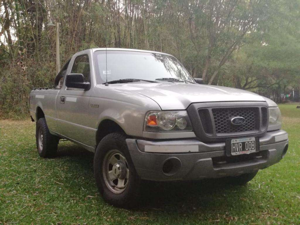Ford Ranger Xl Plus 4x4 Cs