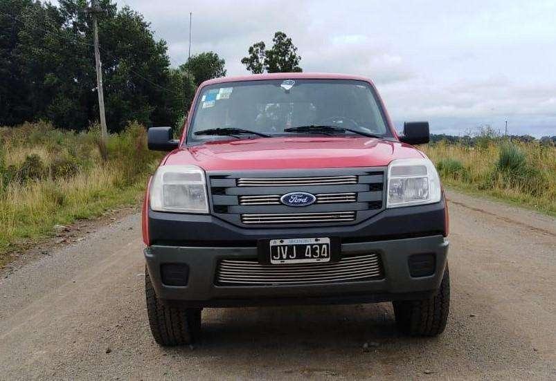 Ford Ranger xl plus 4x2